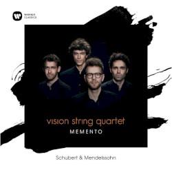 memento by Franz Schubert ,   Felix Mendelssohn ;   vision string quartet