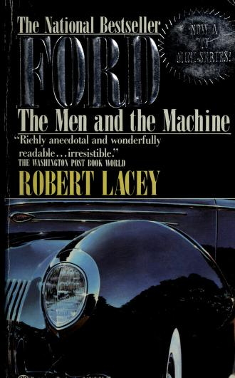 Cover of: Ford | Robert Lacey